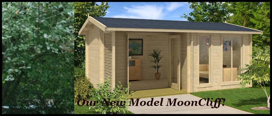 MoonCliff Log Cabin Kit