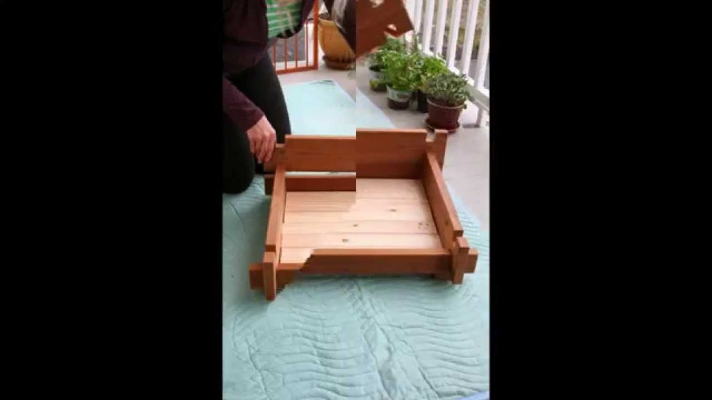 Planter Box Assembly www.BZBCabinsAndOutdoors.net