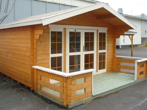 Sundeck Cabin Kit