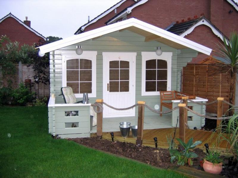Garden Cabin Kit