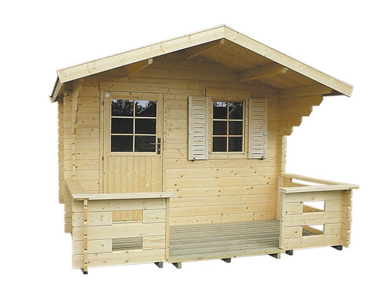 Camp cabin kits images for Camp cabin kits