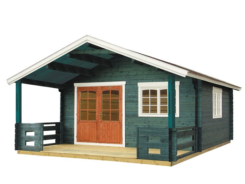 Simple Log Cabin Kits