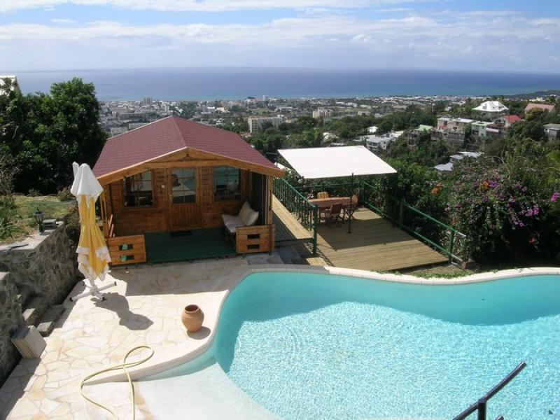 Cabin Kit Pool House