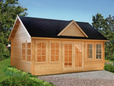 Midsize Cabin Kits: 151-250 Sq.ft.