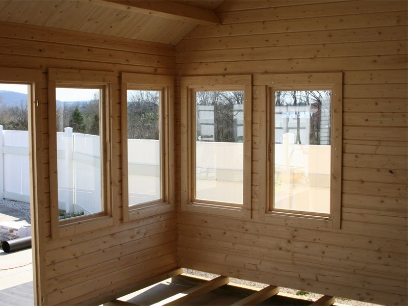 Many Windows of Lakeview   offer plenty of natural light