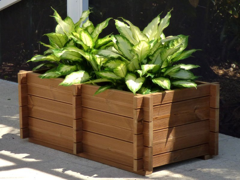 planter box kit marigold3 bzb cabins. Black Bedroom Furniture Sets. Home Design Ideas