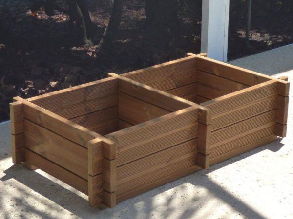 Marigold2 Wooden Planterbox