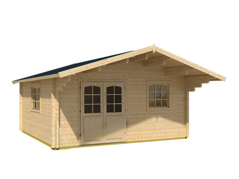 Nordica prefab loft cabin kit for Loft cabins for sale