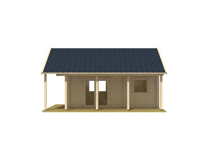 Prefab Wooden Cabin Kit