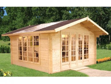 Prefab Cabin Kits Designed for a DIY Assembly – BZB Cabins