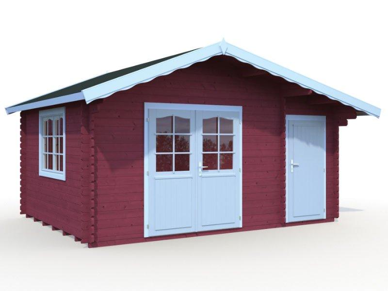 Home / Shop / Cabins / Midsize: 151-250 Sq.ft. / Starwood Cabin Kit