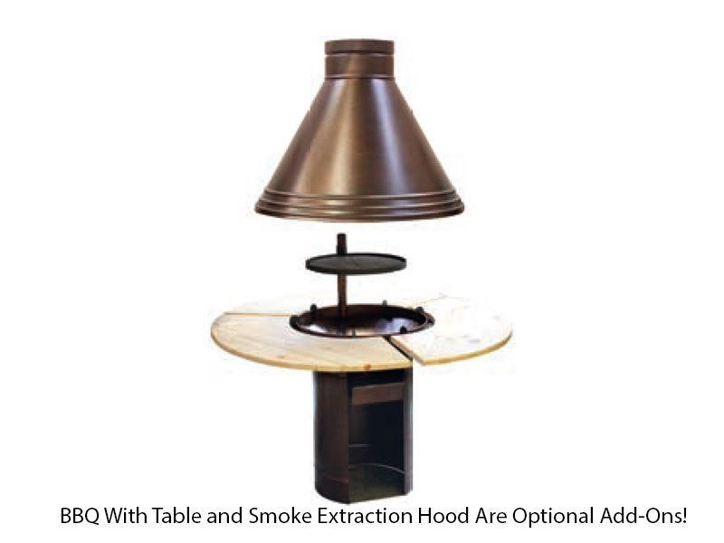 Caitlyn Bbq Hut Kit Bzb Cabins And Outdoors