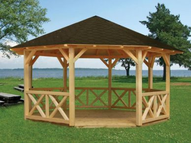 Joanna Gazebo Kit