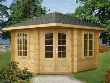 Rosewood Garden Pavilion Kit