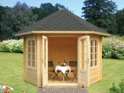 affordable diy backyard and garden pavilion kits for sale