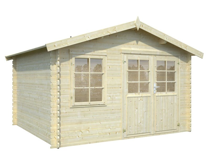 Diy Wooden Shed Kit Hillside Bzb Cabins And Outdoors