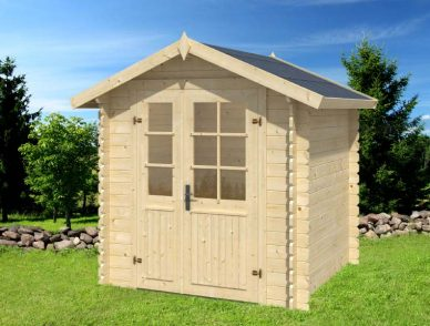 BlueRidge B Shed Kit