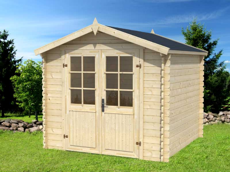 DIY Shed Kit BlueRidge
