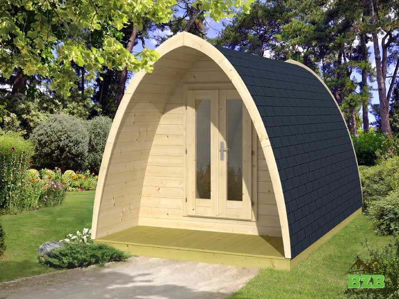 Camping Pod C16 Free Shipping Bzb Cabins And Outdoors