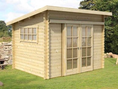 DIY Garden Shed Kits for Sale – BZB Cabins