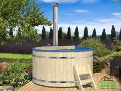 Outdoors Hot Tub I 170