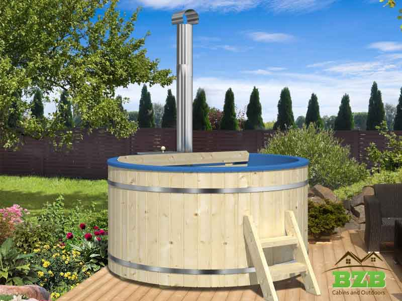 bzb barrel sauna barrel hot tub outdoor sauna