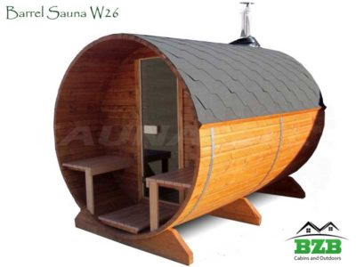 Barrel Sauna 26