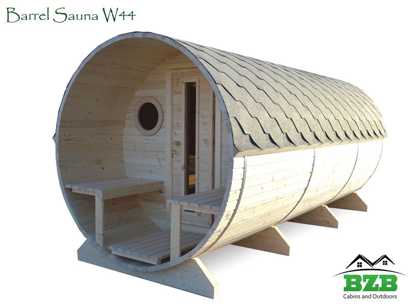 Barrel Sauna W44