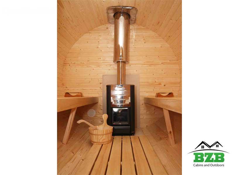 barrel sauna kit. Black Bedroom Furniture Sets. Home Design Ideas