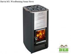 Woodburning Sauna Stove M3