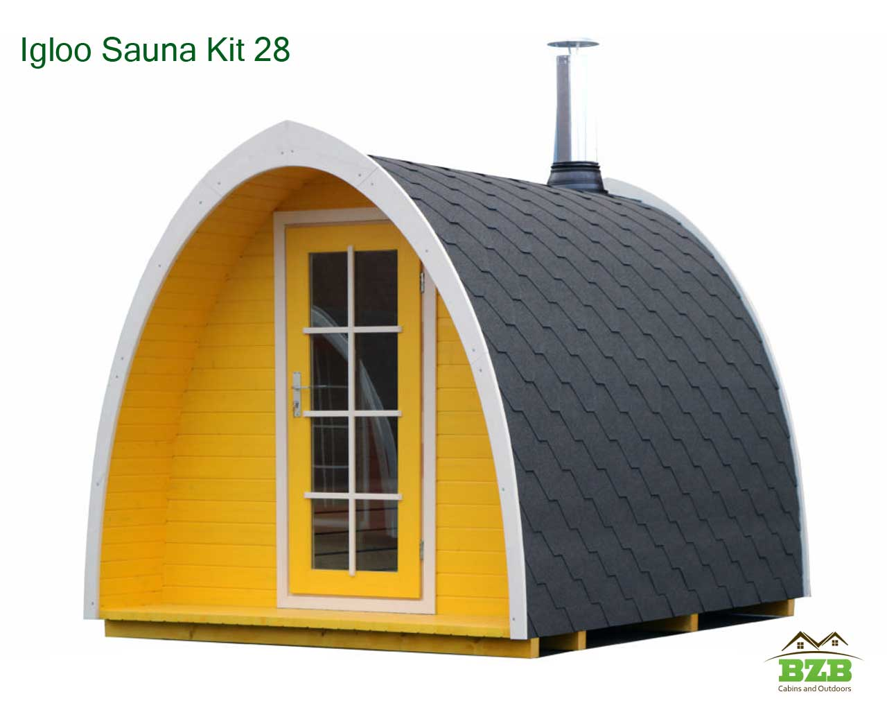 Igloo Style Sauna Kit 28 Suitable For 6 8 Persons Bzb