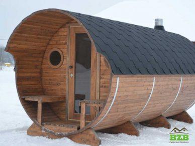 Outdoor Sauna Kits