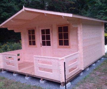 Log Cabin Kit Hideaway2 On Sale