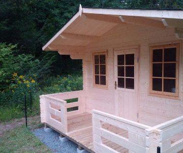 Log Cabin Kit Hideaway2