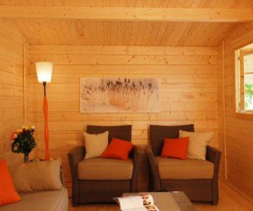 Prefab Wooden Garden Cabins