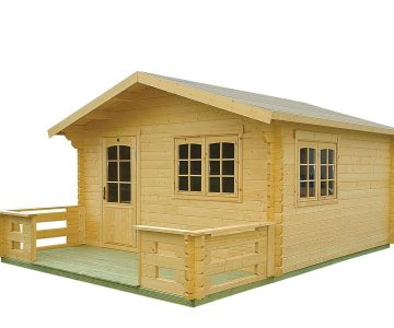 Tranquillity Cabin Kit