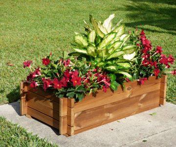 Thermod Planter Box